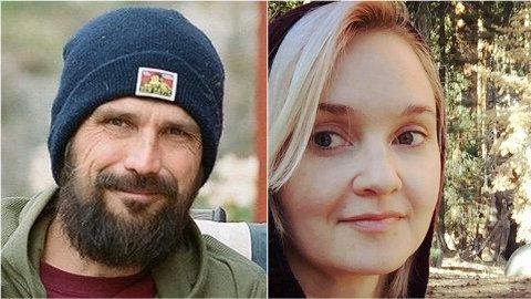 NOMINERTE: Svein Mikkelsen og Kjerstin Westbye kan vinne en Emmy til helgen.