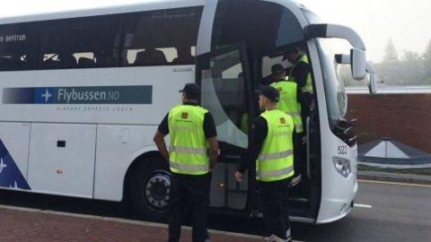 Statens vegvesens kontrollører hadde forrige uke fokus på beltebruk i buss. Til sammen 661 passasjerer endte opp med et gebyr på 1.500 kroner.