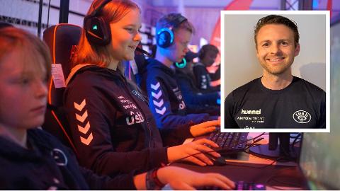 TREKKER SEG: Lier IL trekker seg fra e-sportforbundet. – Vi har vært bidragsytere siden forbundet hadde en relansering i 2019, så dette var ikke et lett valg, forteller Helge Rønning (avbildet i høyre hjørne).