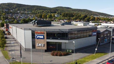 TRENTE: Personen var smittet da vedkommende trente ved Sats Strømsø.