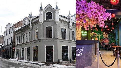 ÅPNET I PANDEMIEN: Restauranten Baeng! åpnet i Engene 4 på Bragernes i desember. Nå søker driverne en ny investor.
