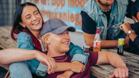 NOMINERT: Drammenser og skuespiller Maja Christiansen er nominert til å vinne Gullruten for beste birolle.