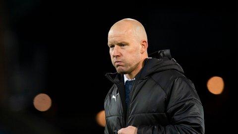 Strømsgodset-trener Henrik Pedersen fikk beholde jobben etter anklager om rasistiske uttalelser overfor en ansatt. Foto: Fredrik Varfjell (NTB)