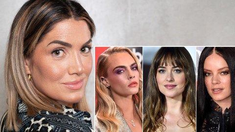 TJENER PÅ SEX-TREND: Flere kjendiser har kaster seg på bølgen av økt interesse for sexleketøy og tjener gode summer.