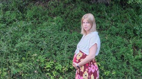 UTRYGT FOR GRAVIDE: Sofie mener at mangel på svangerskapsoppfølging kan føre til utrygghet for gravide.