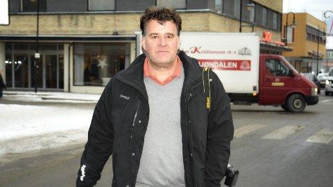 NY SJEF: Stig Odenrud blir ny daglig leder og ansvarlig redaktør i Eikerbladet fra 1. januar.