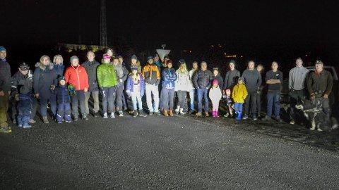Over 30 beboere sto fram i Laagendalsposten i fjor. Etter planen vil den nye settes opp ved Teigen-undergangen, 1,5 kilometer unna kommunegrensen, og det ønsker de ikke.