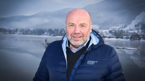 OMKAMP: Konserndirektør i Ringeriks-Kraft, Ole Sunnset, mener de er de eneste som er i posisjon til å forhandle videre om andre modeller for oppkjøp.