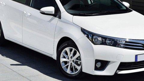 Toyota Corolla holder koken, verdens mest solgte bil også i fjor.