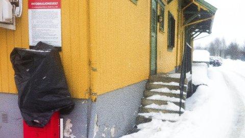 I DAG: Parkering Hokksund stasjon koster fra i dag penger for alle.