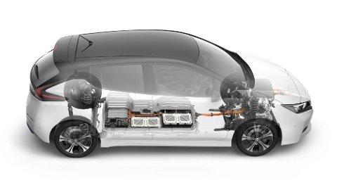 Nissan Leaf knuser konkurrentene og er med god margin Norges mest solgte bil så langt i år.