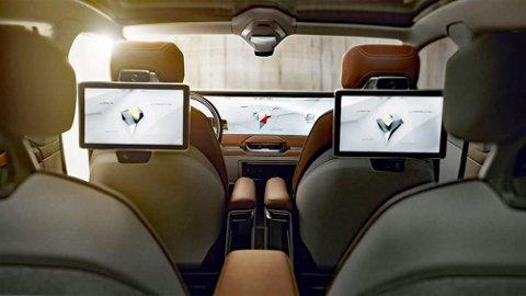 Den kinesiske elbilen Byton er ikke designet av vanlige bil-folk, men av folk fra blant annet Apple, Tesla og Google. Akkurat det syns