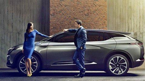SUV-en Byton M Byte kommer til Norge i 2020, og prisene starter på ca. 360.000 kroner.