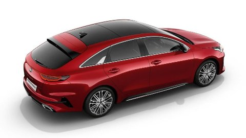 Kia Proceed viser at også Kia kan lage lekker stasjonsvogn, bilen kommer til neste år.
