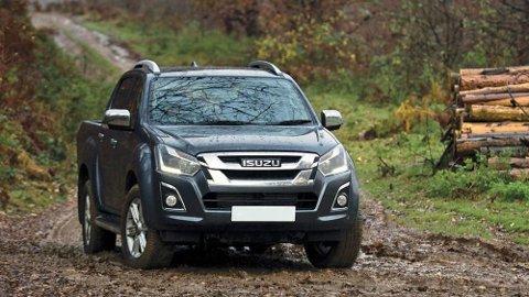 Isuzu D-Max har i sommer vært Norges mest solgte pickup i et tøft segment med mange konkurrenter.