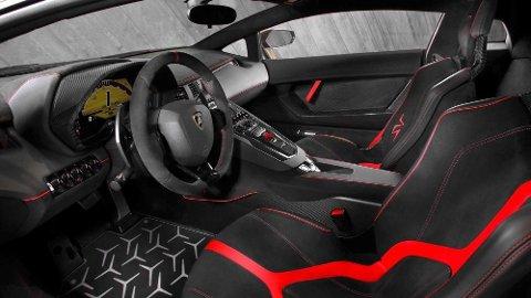 Mange drømmer om superbil – og mye mer supert enn en Lamborghini Aventador blir det ikke.!