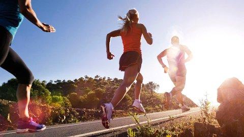 Du kan trene ned den biologiske alderen din, og dermed forbedre helsen, ifølge forsker. Foto: Getty Images