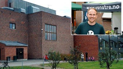 TENKE ANNERLEDES: Nå tar Venstres Andreas Størdal bladet om munnen, og ber kommunen om å tenke seg om en gang til.