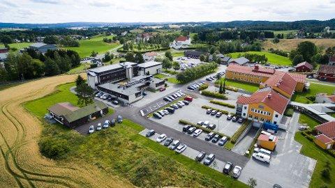 Enebakk kommune letter på noen av de strengeste smitteverntiltakene fra mandag 22. februar.