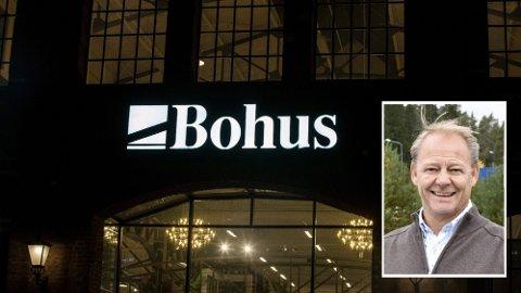 Tom Borthen leder nå styret som er Bohus-konsernets øverste organ.