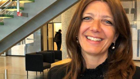 Anne-Cecilie Kaltenborn,  administrerende direktør i NHO Service og Handel.