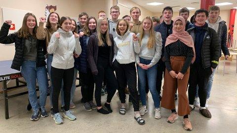 VINNERE: Denne gjengen har sørget for at det Nordkapp skal på TV i april.
