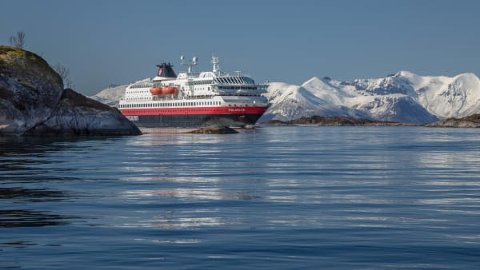 Foto: Carsten Pedersen / Hurtigruten