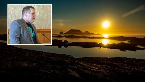 VIL STYRKE REISELIVET: Tor Mikkola ser fem år frem i tid.