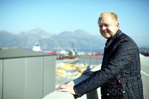 Ordførar Bengt Solheim-Olsen