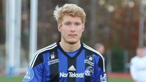 SKUFFA: Erik Eikeng var skuffa, men trur framleis Florø kan redde plassen. Trass i tapet mot Åsane.