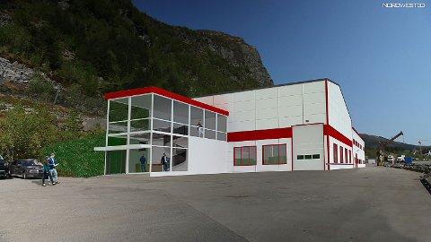 Måløy Maritime Ressurssenter.