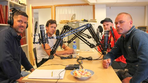 PODCAST: Dag Frøyen inviterte Øyvind Sørbø, Joakim Brandsøy og Torbjørn Løkkebø i studio før Flora-derbyet mellom Tempo og Eikefjord.
