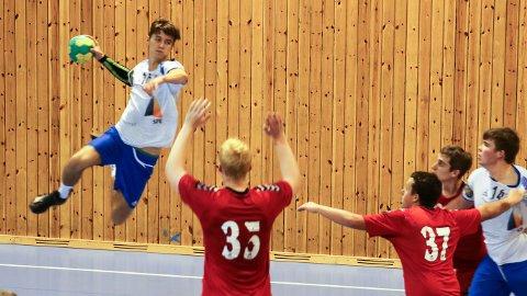 Handball, Florø, 3.divisjon, Jakob Aven