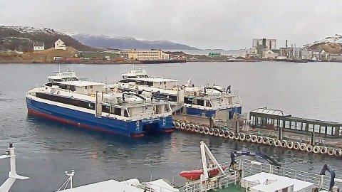 Dei nye båtane til 20 millionar som er bygt av Br. Aa og som trafikerer Nordlandskysten, har uventa fått store motorproblem, melder NRK.
