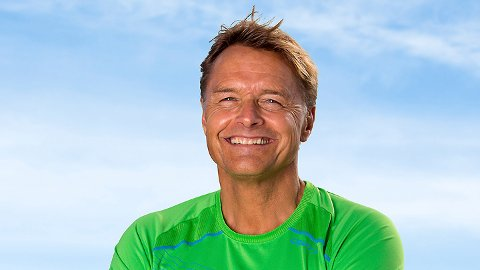 TV-STJERNA: Dag Otto Lauritzen kjem til Florø i november for å inspirere oss.