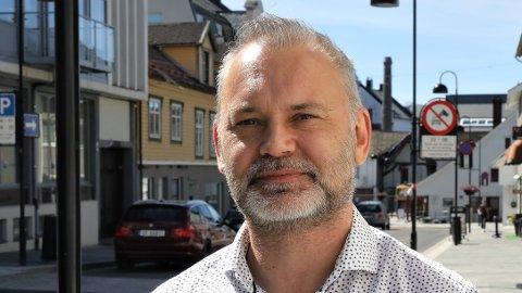 FEIL FORA: – Eg skulle ikkje tatt slike vanskelege saker opp i eit slikt fora, seier Teigen som ikkje kjenner seg igjen i pressemeldingen i frå Kinn Høyre.