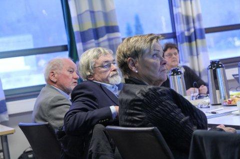 STYRET: Helse Førde tek sikte på å auke investeringane utover i den komande femårsperioden.