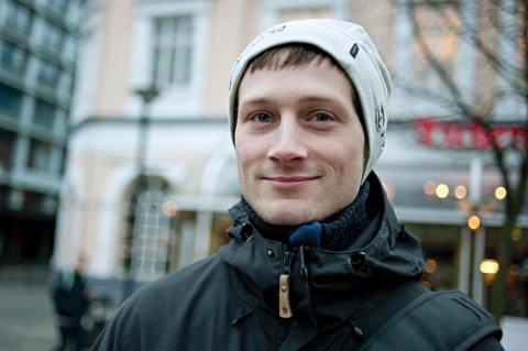 Gaute Hope, som no er heime i Norge og skriv på doktorgrad, kunne godt tenke seg ein ny tur til Arktis.