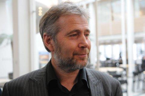SKUFFA: – Alle veit samanhengen mellom tryggleik og promille, seier Arne Johannessen.