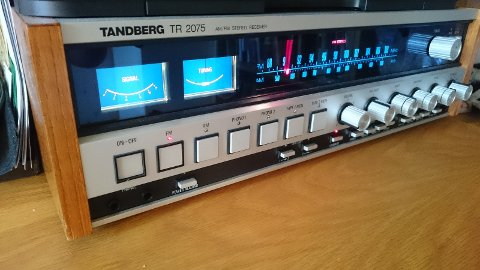 Tandberg FM radio, 40 år gammel