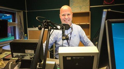 HEILT FANTASTISK: – Det er publikum som er drivkrafta, seier Stian Sjursen Takle i NRK Sogn og Fjordane.