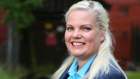 TA ANSVAR! Silje Hjemdal (Frp) reagerer kraftig på at Fjaler kommune ikkje har gitt Ann Jeanette Yndestad forsvarleg helsehjelp. No ber ho politikarane ta ansvar og rydde opp.
