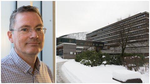 KONFLIKTAR: Helse Førde har gjort grep for å betre arbeidsmiljøet ved Førde sentralsjukehus. Det seier HR-direktør Arne Skjelten i Helse Førde til Firda.