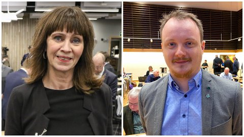 SPLITTA I SYNET: Erlend Herstad får ikkje støtte frå resten av senterpartigruppa i kommunestyret i Sunnfjord i ønsket om å legge ned dei private barnehagane. – Vi treng dei, seier Jenny Følling.
