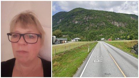ADRESSE: Grendelagsleiar Unn Grete Horsevik har sendt eit brev til Sunnfjord kommune. Dei godtar ikkje dei nye adressene.