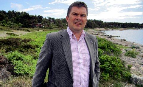 Alternativt forslag: Varaordfører Kim-Erik Ballovarre vil ikke være med på å sende boplikt-uttalelsen rådmannen har utarbeidet. Ballovarre mener det er på tide å få avviklet boplikten. Arkivfoto tore tindlund