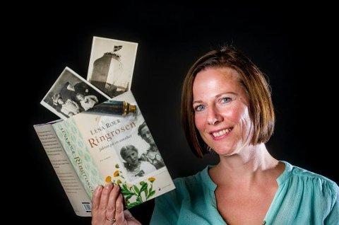 KANDIDAT 8: Lena M Roer. Har hele sitt yrkesaktive liv jobbet som tekstforfatter. Ga i høst ut debutromanen «Ringrosen – jakten på en sannhet». Ble nylig hedret med litteraturprisen i regi av Fredrikstad Næringsforening.