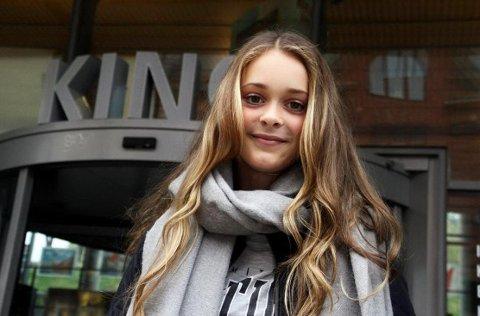 KANDIDAT 4: Kaisa Antonsen. Ungjenta fra Kråkerøy har hovedrollen i den familievennlige actionfilmen «Operasjon Arktis». Store deler av filmen ble spilt inn på Svalbard. I løpet av høsten er den blitt en publikumssuksess på norske kinoer.