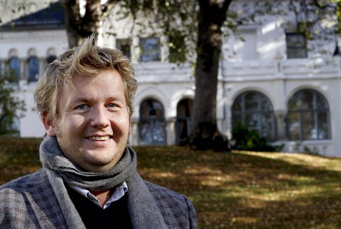 Vi har tidligere stilt spørsmål om hvordan Østfold kulturutvikling rigger både scenekunst ogarbeidet med «Den kulturelle skolesekken», sier Fredrikstads kultursjef Ole-Henrik Holøs Pettersen