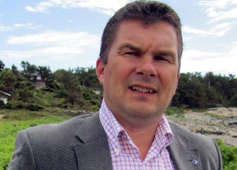 Ny ordfører? Kim-Erik Ballovarre ligger an til å bli Høyres kandidat Billedtekst Billedtekst
